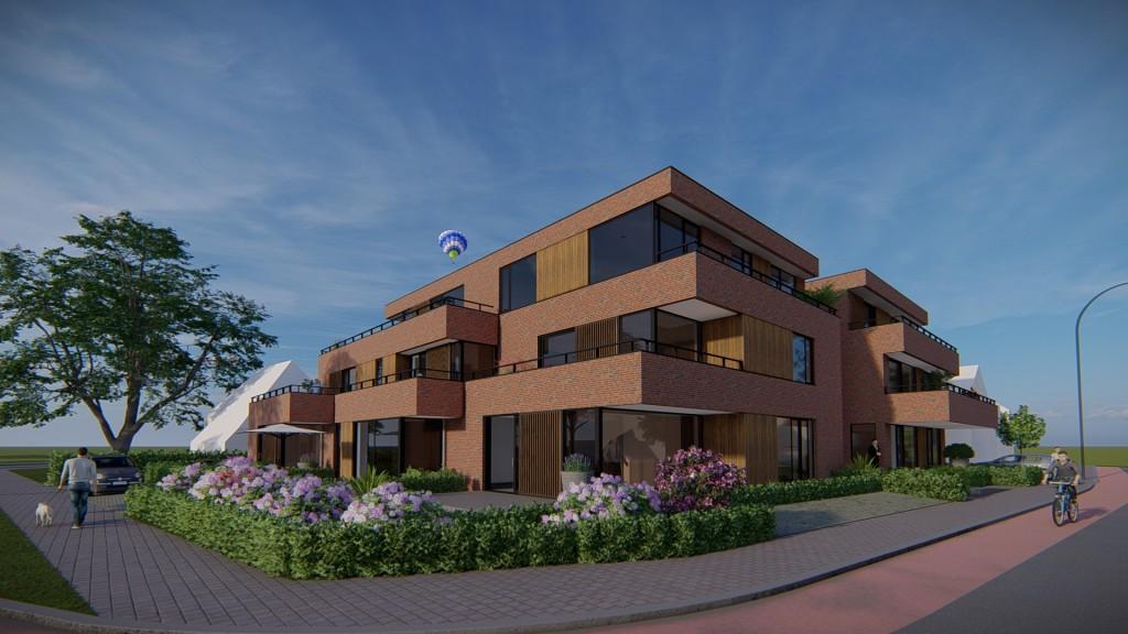 Impressies 12 appartementen Horst ad Maas